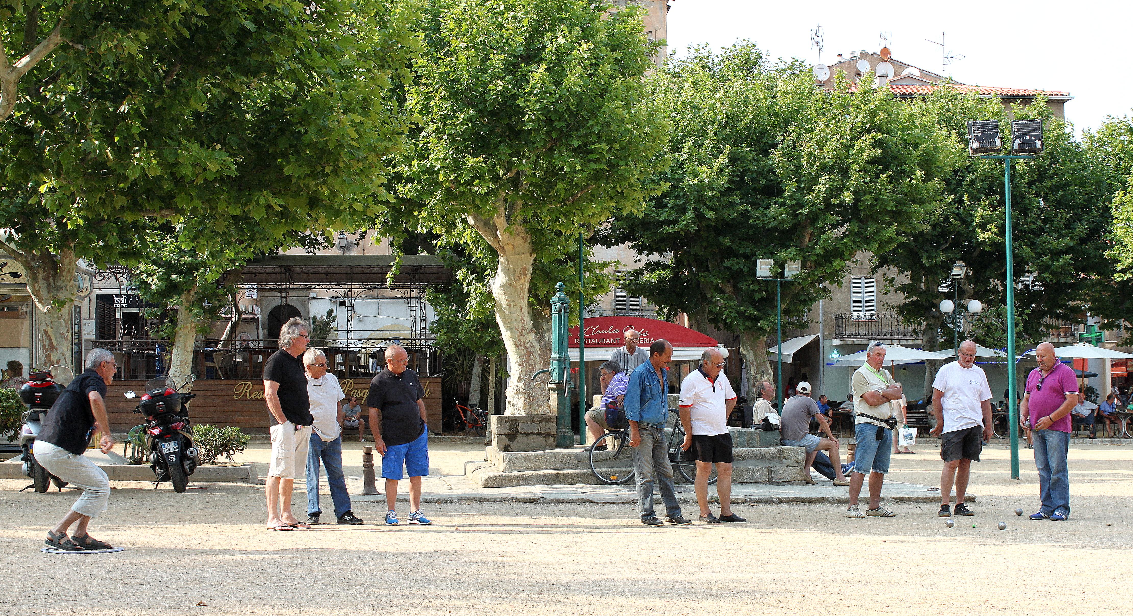 Plac Francuski Bule